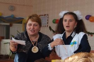 Вручення іменних професійних медалей вчителям школи