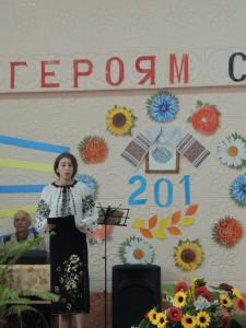 Поезіїї Т. Г. Шевченка читають Стовпюк  Світлана і Демах Марія